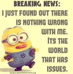 Top 40 Funny despicable me Minions Quotes funny quotes