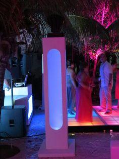 Iluminación Cancún