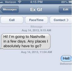 boyfriend your ex text messages Funny to