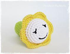 Little flower crochet pattern
