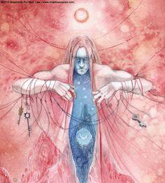 Dreamdance Oracle - Passions - Despair