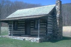 birthplace of Abraham Lincoln's mother in Mineral County, WV