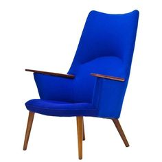 """""""AP-27"""" Lounge Chair by Hans J. Wegner 