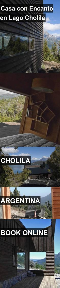 Hotel Casa con Encanto en Lago Cholila in Cholila, Argentina. For more information, photos, reviews and best prices please follow the link. #Argentina #Cholila #travel #vacation #hotel