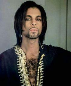 Prince, photographer Steve Parke