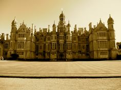 Harlaxton, England (..or is it U.K......or Great Britain?) ;)