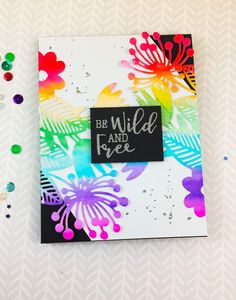 Sharp Designs: Create Together with Karen B. using Waffle Flower Crafts
