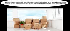 Now you can move over the districts of London by simply availing the administrations of some dependable Removals Services in Kingston groups. Removal Services, Kingston, London, London England