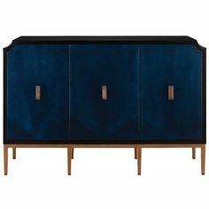 Currey and Company Kallista Cabinet | New Arrivals | Furniture | Candelabra, Inc.