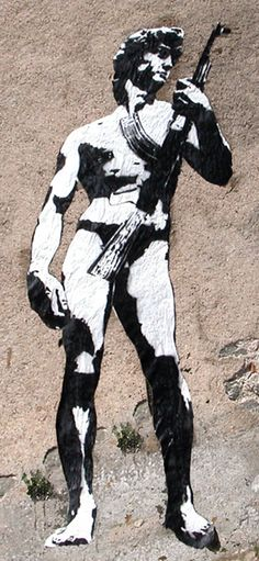 Blek le Rat is under construction Stencil Graffiti, Stencil Art, Stencils, Seen Graffiti, Street Art Graffiti, Banksy, Blek Le Rat, Beaux Arts Paris, American Graffiti
