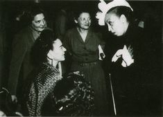 Josephine Baker and Frida Kahlo