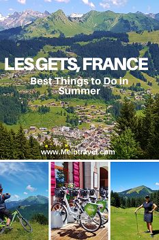 What to do in the Summer - Les Gets France - MelbTravel