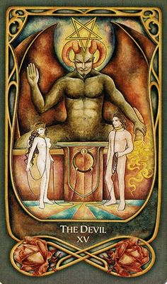 May 14 Tarot Card: The Devil (Fenestra deck) It's time to free yourself from your own limitations; nobody controls your life but you Alicia Galvan, Amor Aries, Libra, Tarot Significado, The Master And Margarita, Monster Under The Bed, Pinturas Disney, Tarot Major Arcana, Season Of The Witch
