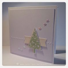 Stampin Up, Festival of Trees, Christmas cards