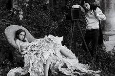 Annie Liebowitz  Vogue shoot, 12/2003