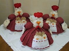 Cobre bolos em patchwork