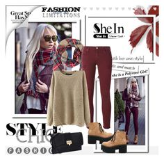 """""""SHEIN 6"""" by melisa-j ❤ liked on Polyvore featuring IRO and shein"""