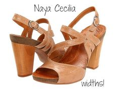 Sandals for Wide Feet | Summer Sandals for Narrow to Wide Feet by NAYA - Comfortable Shoes ...