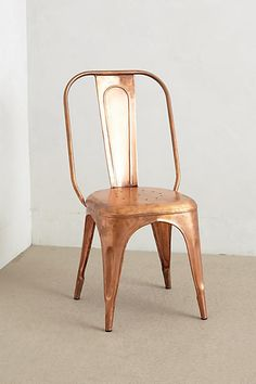 Anthropologie Redsmith Dining Chair