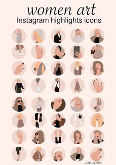 Feeds Instagram, Instagram Story, Digital Story, Insta Icon, Image Icon, Instagram Post Template, Art Icon, Instagram Highlight Icons, Story Highlights