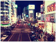 tokyo night tumblr - Buscar con Google