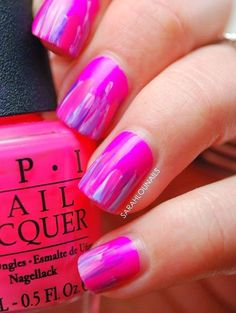 Colorful And Cool Nail art for 2014