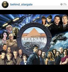 Stargate collage