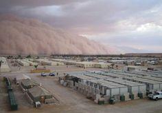 An Epic Sandstorm