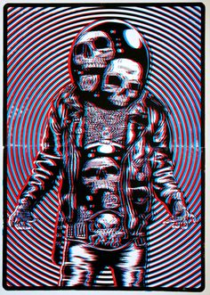 Art And Illustration, Art Pop, Bad Trip, Psy Art, Tatoo Art, Dope Art, Art Graphique, Psychedelic Art, Psychedelic Experience