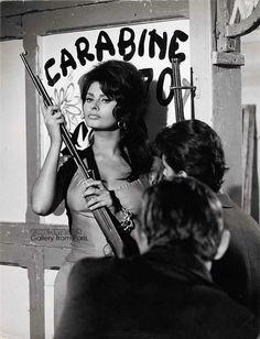 BOCCACCIO 70, 1962   Photographe PierLuigi au verso.     Sophia Loren