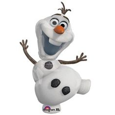 This is Olaf and he loves warm hugs! Get to give real warm hugs with this high Olaf Balloon, perfect to design your Frozen themed party. This is an officially licensed Disney product. Check out our other Disney Fro Disney Frozen Olaf, Disney Frozen Party, Frozen Birthday Party, Frozen Kids, Frozen Frozen, Birthday Parties, Frozen Balloons, Jumbo Balloons, Disney Parties