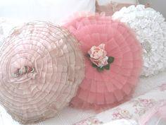 The Porcelain Rose: The Boudoir ~ Vintage Vanity