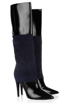 Kicking It: Shop Fall 2012's Top Trends in Boots - Riding High - Pierre Hardy
