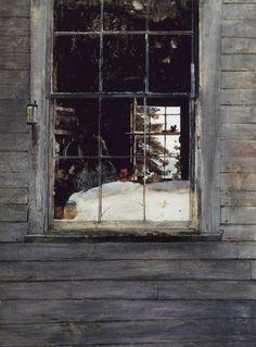 Andrew Wyeth, Geraniums