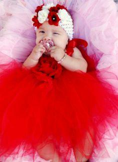 Baby Christmas dress!