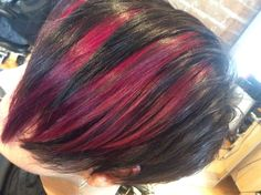 Cut And Color, Hair Makeup, Hair Cuts, Long Hair Styles, Colors, Beauty, Haircuts, Beleza, Hair Styles