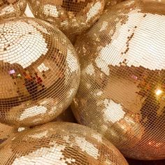 All that glitters is gold. #inspiration
