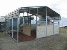Horse Shed, Horse Barn Plans, Barn Stalls, Horse Stalls, Small Horse Barns, Horse Barn Designs, Horse Shelter, Goat Barn, Farm Plans