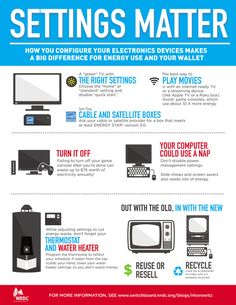 Guide to Electronic Device Settings to Save Energy & Money