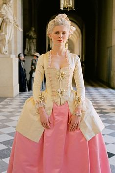 The Way We Dress: Marie Antoinette