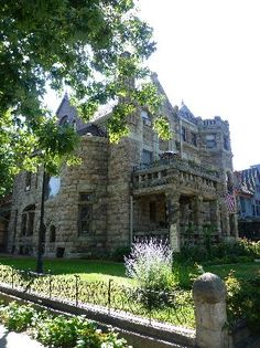 Castle Marne in Denver Colorado   Bed and Breakfast. Stayed here for 3 nights