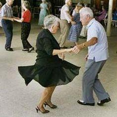 What??? Yes, we're still dancing---kinda look
