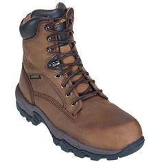 Chippewa Boots Men's EH 55166 Composite Toe Waterproof Work Boots