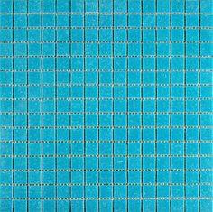 """Kollektion Mosaikwelten, """"UNI-COLOR-Hellblau"""""""