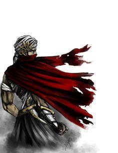 desert warrior by schattenlos on DeviantArt