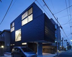 apollo architects and associates: dent - a house for a dentist