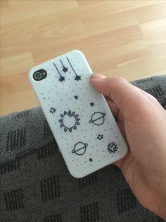 Easy galaxy case! ❤️