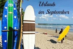 Urlaub im September – die besten Reiseziele #Urlaub #Reise #Strandurlaub #Städtereise #Fernreise