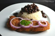 Bistec empanizado is a deliciously satisfying Cuban version of chicken fried steak, featuring a tangy marinade and a crunchy cracker crumb coating. Cuban Recipes, Fish Recipes, Beef Recipes, Breaded Steak, Chicken Fried Steak, Avocado Egg Recipes, Cuban Bread, Creamy Mustard Sauce
