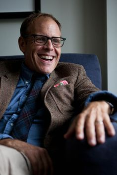 Southern Food/Style Icon, Alton Brown